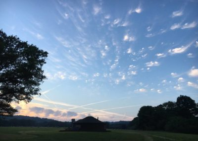 twilight-field
